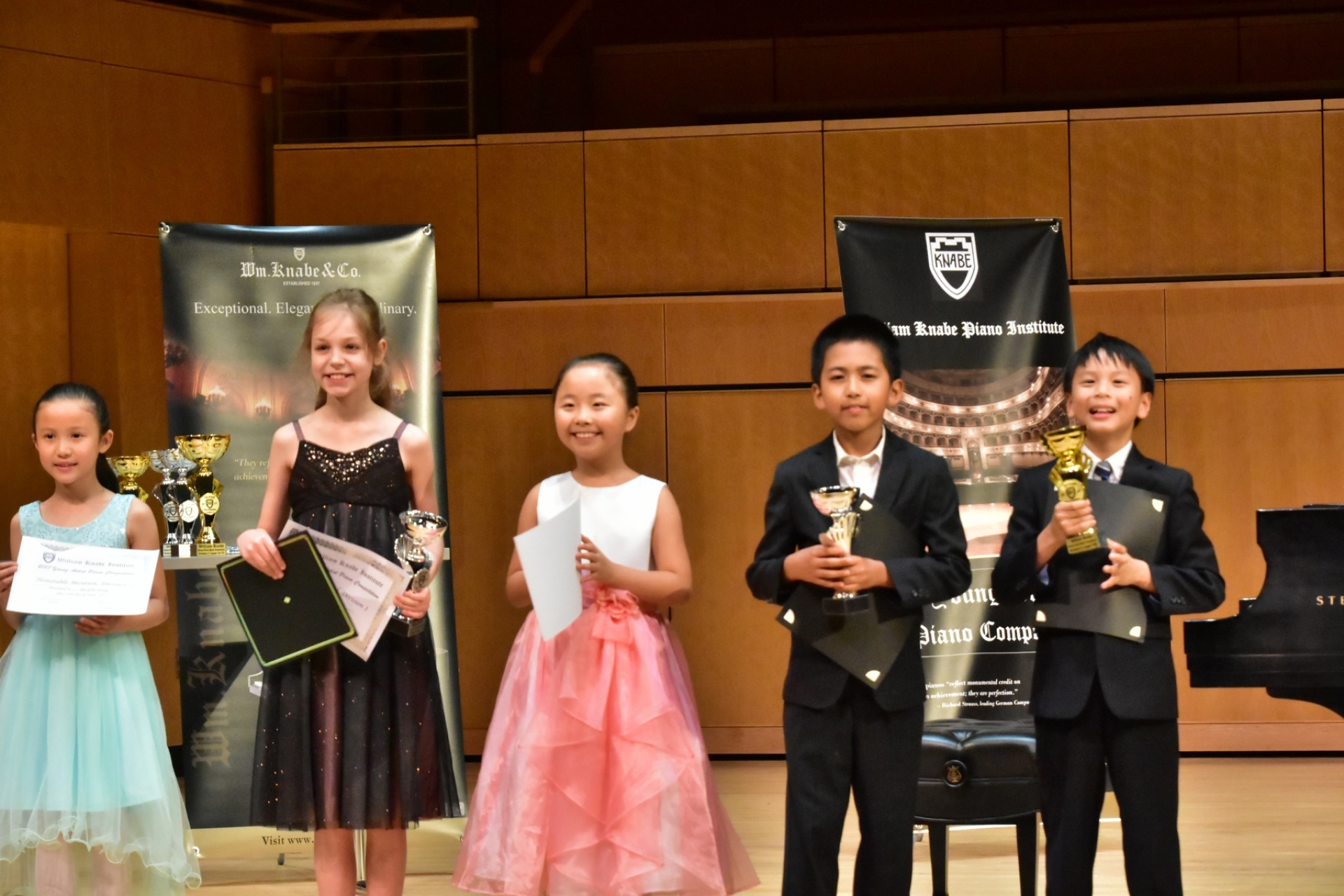 2019 Knabe International Competition Fees